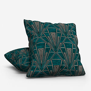 Fibre Naturelle Gatsby Lalique Cushion