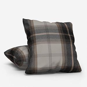 Balmoral Charcoal Cushion