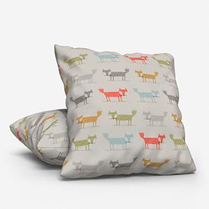 Foxy Fox Cushion