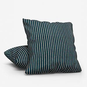 iLiv Pencil Stripe Midnight Cushion