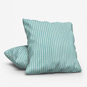 iLiv Pencil Stripe Ocean Cushion