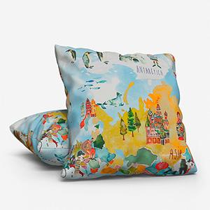 Adventure Rainbow Cushion