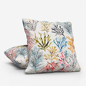 Coral Tropical Cushion