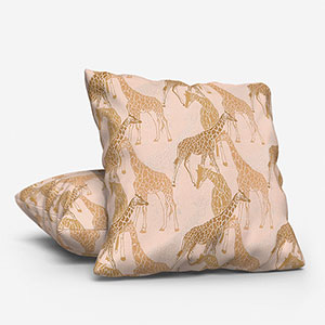Prestigious Textiles Giraffe Sahara Cushion
