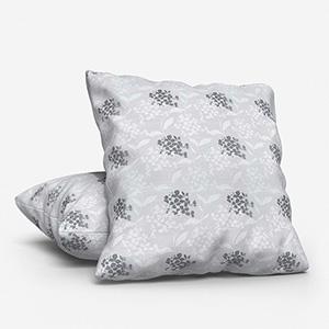 Hydrangea Sterling Cushion