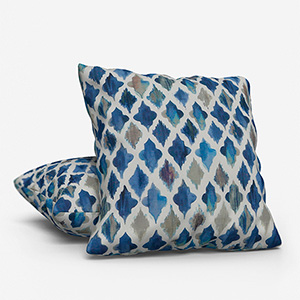 Monsoon Indigo Cushion