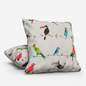 Toucan Talk Paintbox Cushion