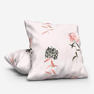 Sonova Studio Flora Bloom Blush Pink Cushion