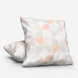 Sonova Studio Kolken Coral Sunrise Cushion