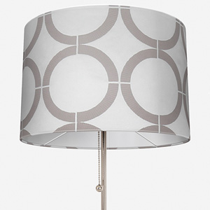 Cercle Broderie Gris Lamp Shade