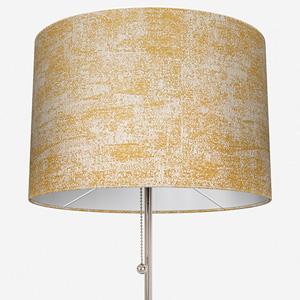 Effect Texture Jaune Lamp Shade