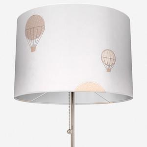My Little World Montgolfieres Brodees Beige Lamp Shade