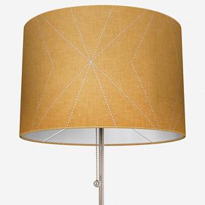 Tissus Berlin Art Jaune Lamp Shade
