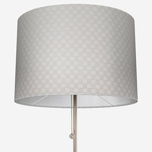 Tissus Berlin Damier Perle Lamp Shade