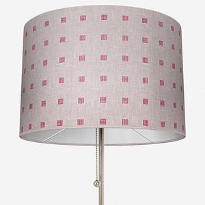 Tissus Berlin Pastilles Fuschia Lamp Shade