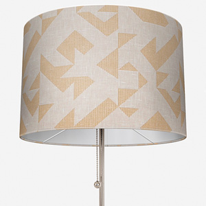 Tissus Berlin Puzzle Or Lamp Shade