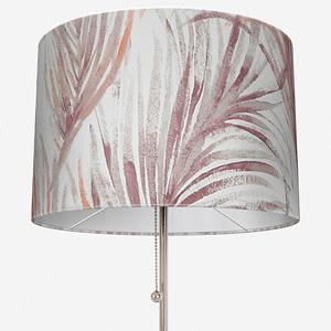 Tissus Costa Rica Tropical Prune Lamp Shade