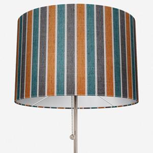 Tissus Manosque Rythme Emeraude Lamp Shade