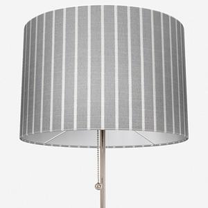 Tissus Manosque Rythme Gris Lamp Shade