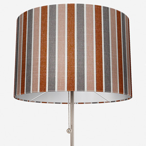 Tissus Manosque Rythme Nude Lamp Shade
