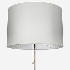 Tissus Manosque Slow Blanc Lamp Shade