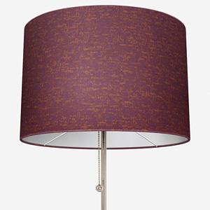 Tissus Paso Doble Uni Carmelite Lamp Shade