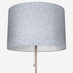 Tissus Paso Doble Uni Celeste Lamp Shade