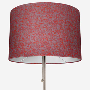 Tissus Paso Doble Uni Vermeil Lamp Shade