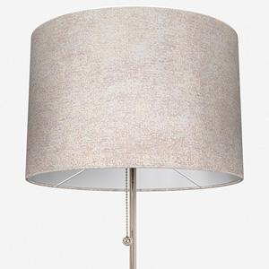 Shimmer Blush Linen Lamp Shade