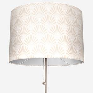 Clarke & Clarke Zellige Ivory Lamp Shade