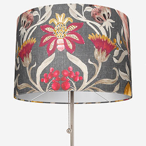 Edinburgh Weavers Liberty Charcoal Lamp Shade