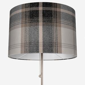 Fryetts Balmoral Charcoal Lamp Shade