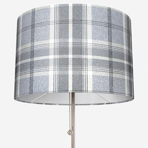 Fryetts Balmoral Dove grey Lamp Shade