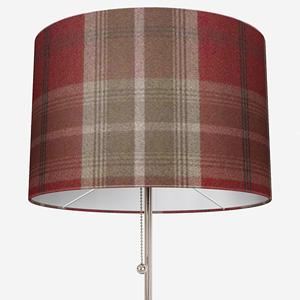 Fryetts Balmoral Red Lamp Shade
