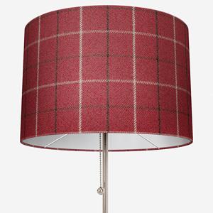 Fryetts Bamburgh Red Lamp Shade