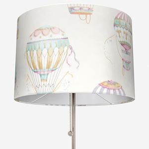 Balloons Aqua Lamp Shade