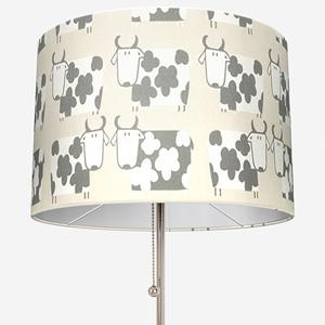 Moo Moo Linen Lamp Shade