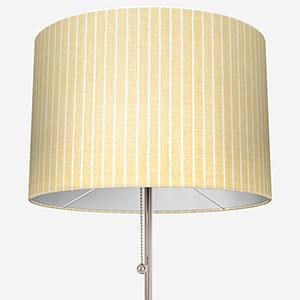 iLiv Pencil Stripe Ochre Lamp Shade