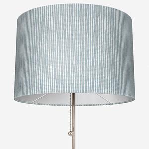 Pinstripe Wedgewood Lamp Shade