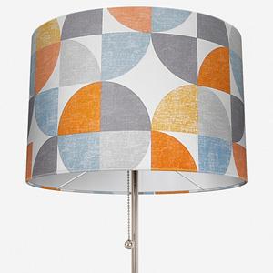 iLiv Spiral Tangerine Lamp Shade