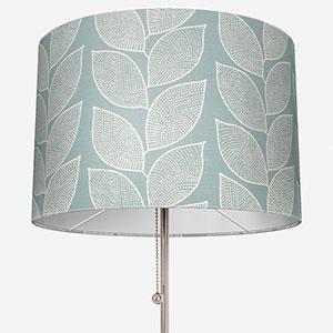 Olivia Bard Beanstalk Blue Smoke Lamp Shade