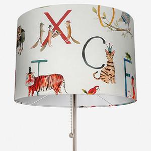 Animal Alphabet Paintbox Lamp Shade