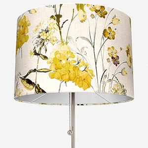 Prestigious Textiles Chiswick Ochre Lamp Shade