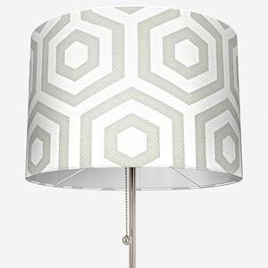 Hex Stone Lamp Shade