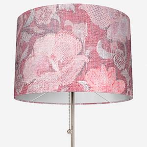 Prestigious Textiles Labyrinth Ruby Lamp Shade