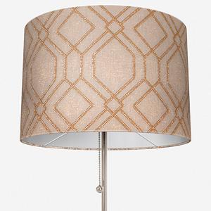 Prestigious Textiles Othello Sienna Lamp Shade