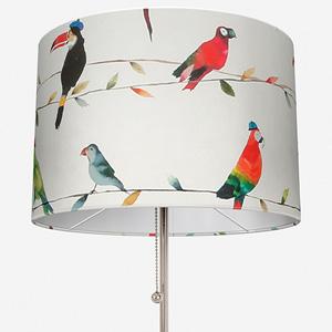 Toucan Talk Paintbox Lamp Shade