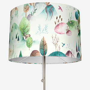 Prestigious Textiles Woodland Walk Candyfloss Lamp Shade