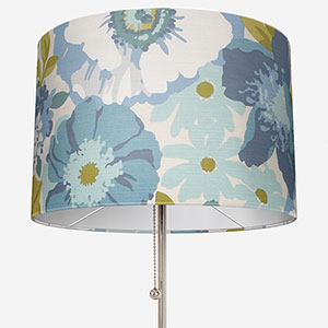 Prestigious Textiles Zumba Indigo Lamp Shade