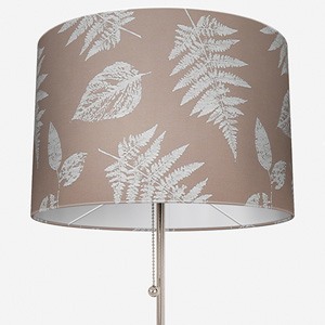 Foliage Taupe Lamp Shade